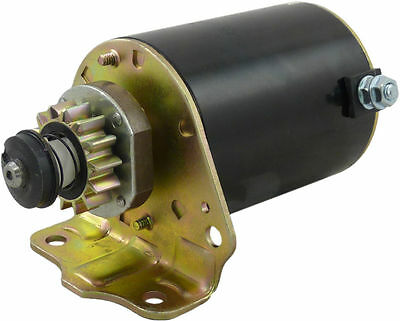 Starter New for BRIGGS and Stratton 7 thru 18 HP with STEEL GEAR 693551