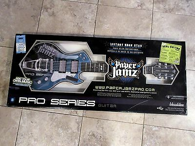Paper Jamz Pro Series Guitar Game NEW!!!!!
