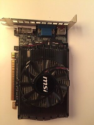 Carte Graphique msi N630gt Md4gd3