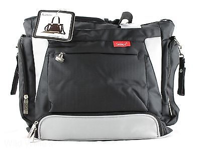 Diaper Bag Looks Cool & Won't Make it Look Like Dad is Carrying A Diaper Bag