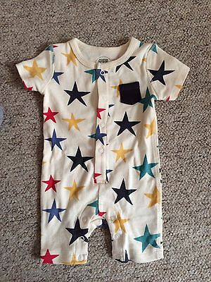 New Mamas And Papas Baby Romper Vest 0-3months