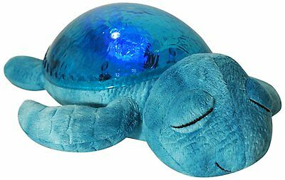 NEW Cloud B Tranquil Turtle Nursery Night Light Aqua Light FREE SHIPPING!!!