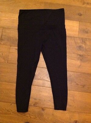 marks and spencer maternity leggings over bump size 20