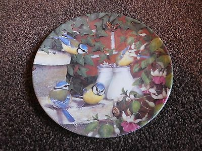 "Coalport Collectors plate"" Top of the Morning"""