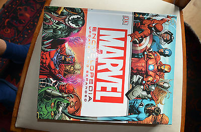 Encyclopedia Marvel Updated And Expanded Neu Unbenutzt
