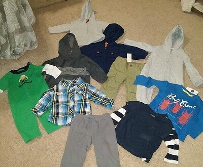 Baby boys clothing LOT size 6-12 months Baby Gap, Old Navy & Gymboree. Some NWT
