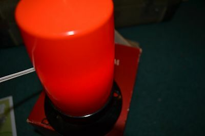 Vintage Paterson Dark Room Light-Orange Light Darkroom Film Developing Working