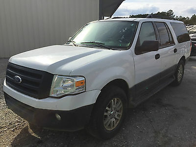 2012 Ford Expedition EL XL 2012 Ford Expedition EL XL Mechanics Special Cheap SUV Expedition No Reserve