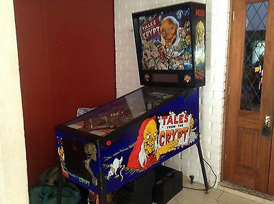 Tales From the Crypt Pinball Machine