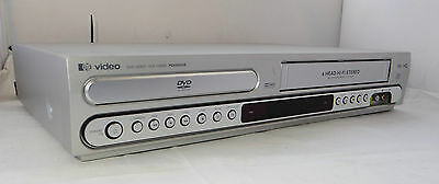 PYE PDV560VR DVD Player and VHS, VCR Video Player Combi + REMOTE