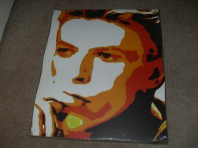 David Bowie - Twisted Art by Boyz Toys - New and still wrapped