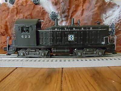 Lionel 623 Diesel Switcher At&sf Type I  10 Stanchion Built 1952-54