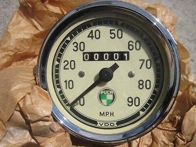 PUCH 175 250 OEM NOS odometer speedometer BMW AllState Sears HN