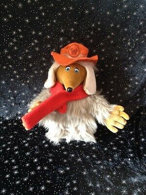 womble soft toy