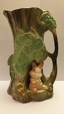 Withernsea Eastgate Fauna Large Jug or Vase c1950