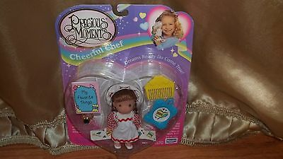 Precious Moments Doll 1996 Cheerful Chef In Original package!