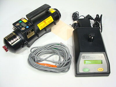 Golden Engineering XR150 Portable Digital X-Ray Generator / Source NDT Security