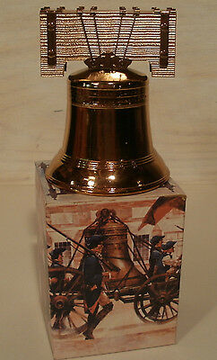 Avon Liberty Bell Decanter Oland After Shave 5 fl oz Full - New Original Box