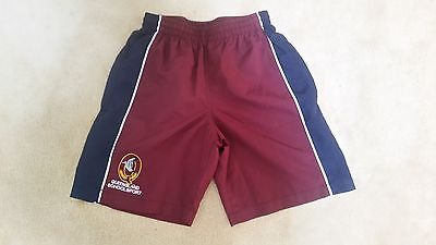 2 x Used QLD Shorts Children's 12