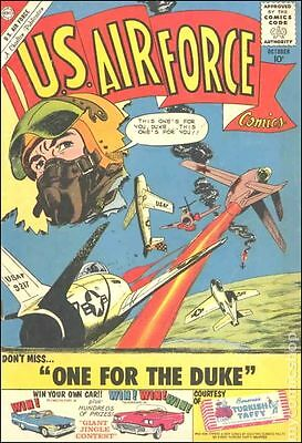 US Air Force Comics (1958) #12 FN