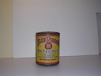 Antique tin can. Unopened