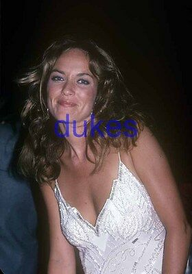 the DUKES OF HAZZARD #748,CATHERINE BACH,candid photo