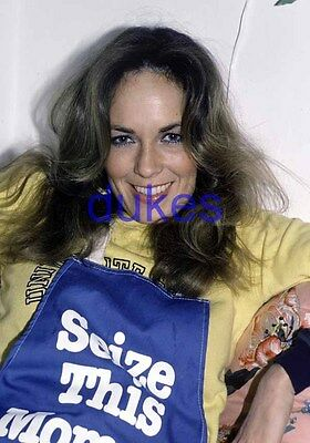 the DUKES OF HAZZARD #761,CATHERINE BACH,candid photo