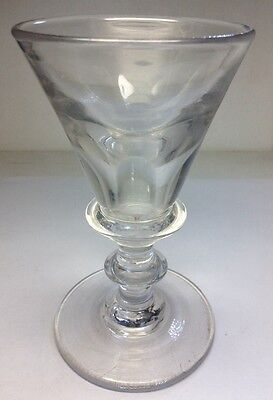 Victorian Carnival Penny Lick Glass Ice Cream Street Vendor 1850 - 1905