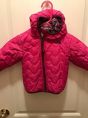 Girls north Face 18-24 Month