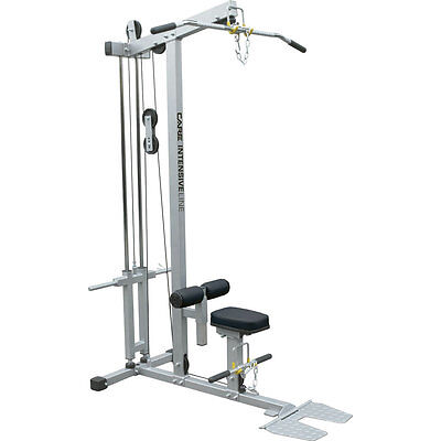 Intensive Line Station Latissimus One Size Silver Black Multi gyms