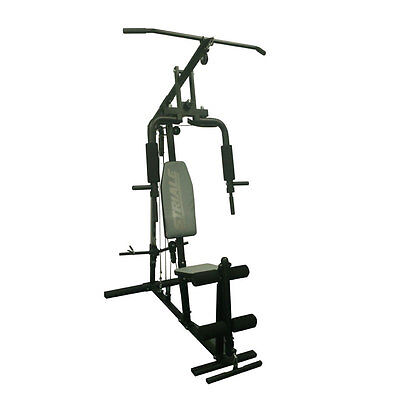 Home Gym Sh-6000 One Size Black   Grey Stations de musculation