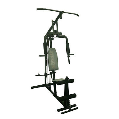 Striale Home Gym Sh-6000 One Size Black / Grey Stations de musculation