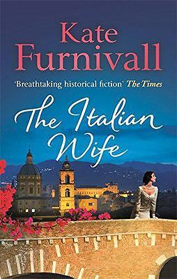 The Italian Wife, Furnivall, Kate | Paperback Book | 9780751550764 | NEW