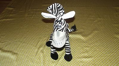 """Madagascar Marty The Zebra Soft Character Toy 17"""""""