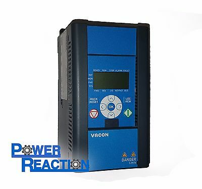 VACON 20 / 208 - 240V AC drive / frequency inverter