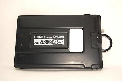 Excellent++ Fujifilm Quick Changer 45 Sheet Film Holder from Japan