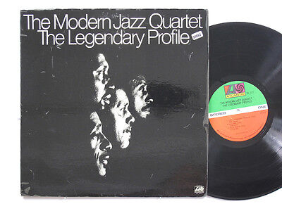 MODERN JAZZ QUARTET LP, THE LEGENDARY PROFILE (ATLANTIC US Issue EX/EX)