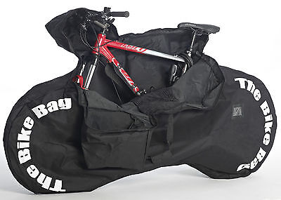 Fantastic New Large Non Padded Bike Bag - No Disassembling-Fits a Mountain Bike