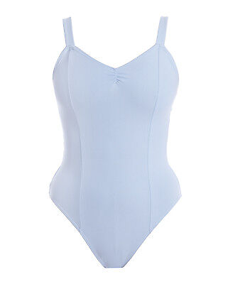 Energetiks adults wide strap leotard AL11 baby blue size extra small