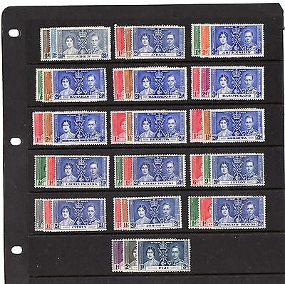 Thematic Selection 1937 Coronation MM