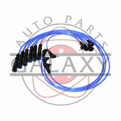 BLUE SPARK PLUG Wire Set NGK 4416 For Toyota 4Runner Pickup T100 3 0