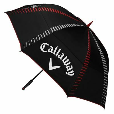 "2017 Callaway Tour Authentic Performance 68"" Double Canopy Mens Golf Umbrella"