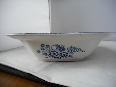 WOODS WARE BOWL-23.5x23.5cms and 5.5cms high-Rd.no.657678