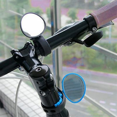 Cycling Flexible Bike Handlebar Mirror Safety Rearview Bicycle Accessories