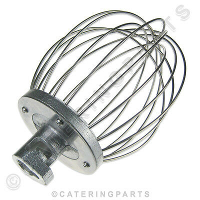 Balloon Af507 Wire Whisk Whip Attachment For Buffalo Gl190 Planetary 10L Mixer