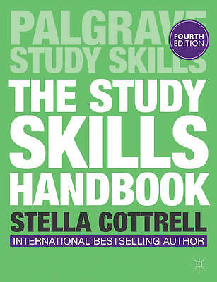 The Study Skills Handbook by Stella Cottrell (Paperback, 2013)