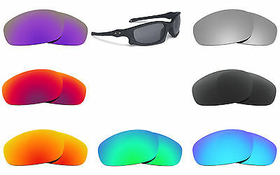 New Polarized Replacement Lenses for Split Jacket in 7 colors