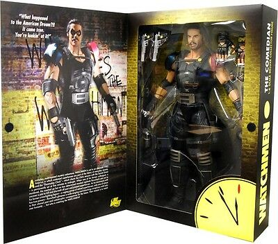 DC Direct Watchmen 1/6 Scale The Comedian Figure