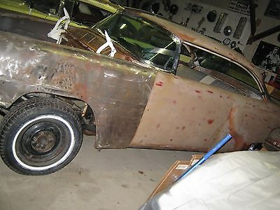 1956 Mercury Other  1956 and a 1955 Mercury Monterey hot rat rod gasser project