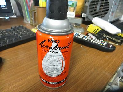 Kano Labs AEROKROIL Penetrating Oil, 10 oz. aerosol can, PACK OF 1